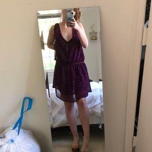 Free People layered dress!